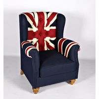 HARRY WINGED BACK CHAIR