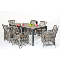 BAYSIDE OUTDOOR DINING SETTING