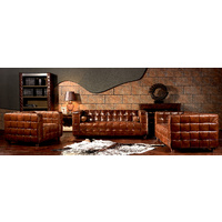 CIGAR LEATHER LOUNGE