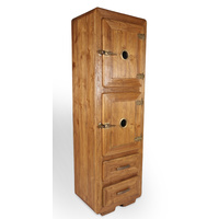 PORT HOLE WOODEN CABINET