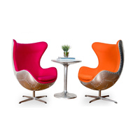 POPPY AVIATOR WINGED ARM CHAIR RANGE