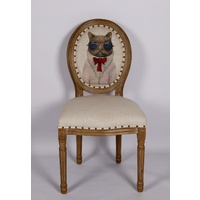 ZOO - OVAL BACK DINING CHAIR RANGE