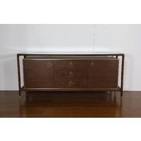 SUSPENDED SIDEBOARD