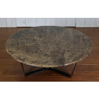 MOTTLED COFFEE TABLE