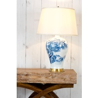 BELLE PORCELAIN LAMP