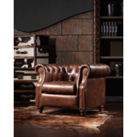 CAMDEN LEATHER SOFA AND CHAIR RANGE