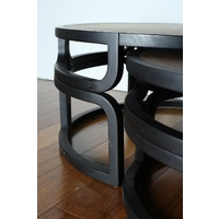 SHACKLE NESTING COFFEE TABLES