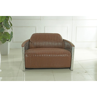 20's DECO SOFA / ARM CHAIR