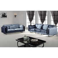 RUFFLE LEATHER LOUNGE RANGE