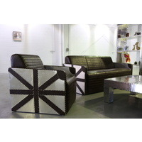 AVIATOR SPITFIRE INDUSTRIAL SOFA OR ARMCHAIR RANGE