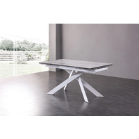 ARAGON INDOOR OUTDOOR EXTENSION DINING TABLE