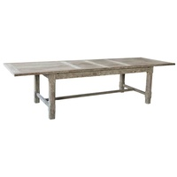 MASTHEAD EXTENSION DINING TABLE