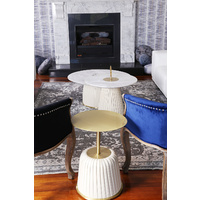 TRUMPET END TABLE