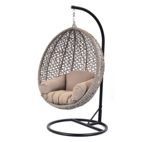 palm outdoor hanging egg chair