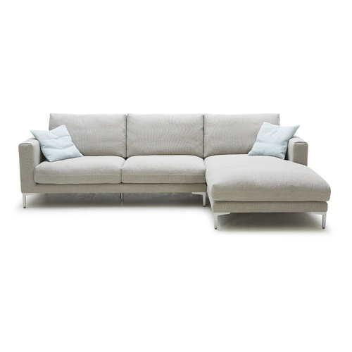 ORIGON 2 SEATER SOFA AND RIGHT HAND CHAISE